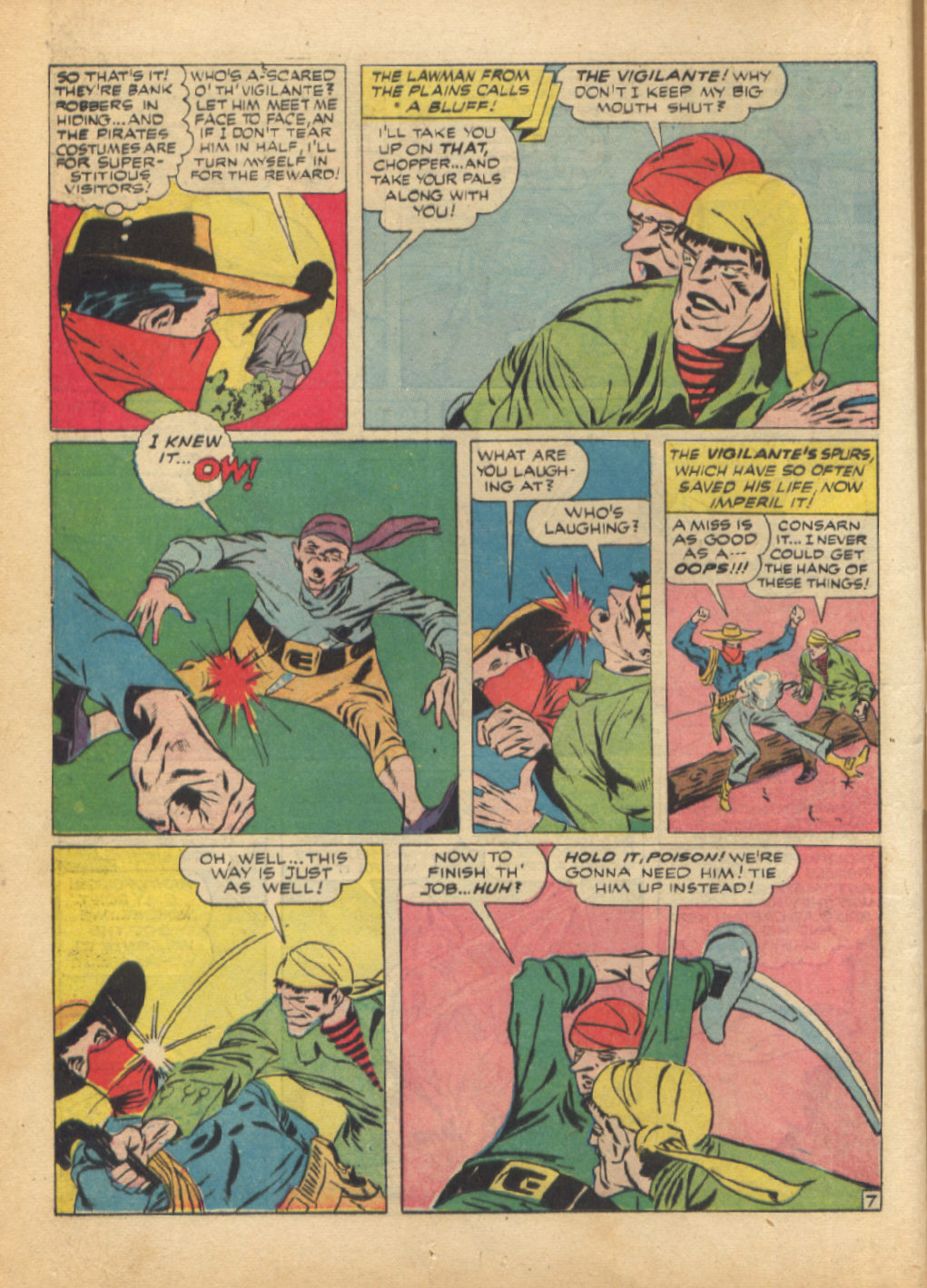 Read online Action Comics (1938) comic -  Issue #64 - 22