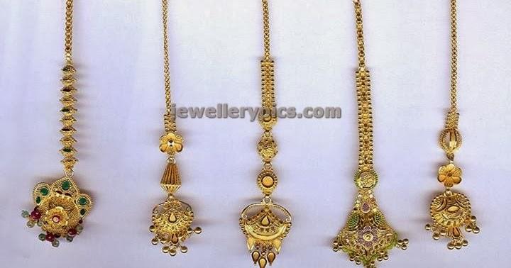 Simple Maang Tikka Jewellery Designs Latest Jewellery