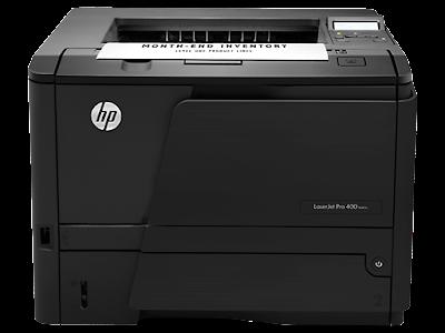 download driver HP LaserJet Pro 400 Printer M401n