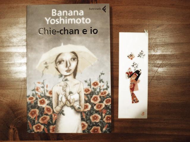 Chie-chan e io libro banana yoshimoto