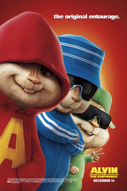 Alvin Siêu Quậy 1 - Alvin and The Chipmunks (2007)