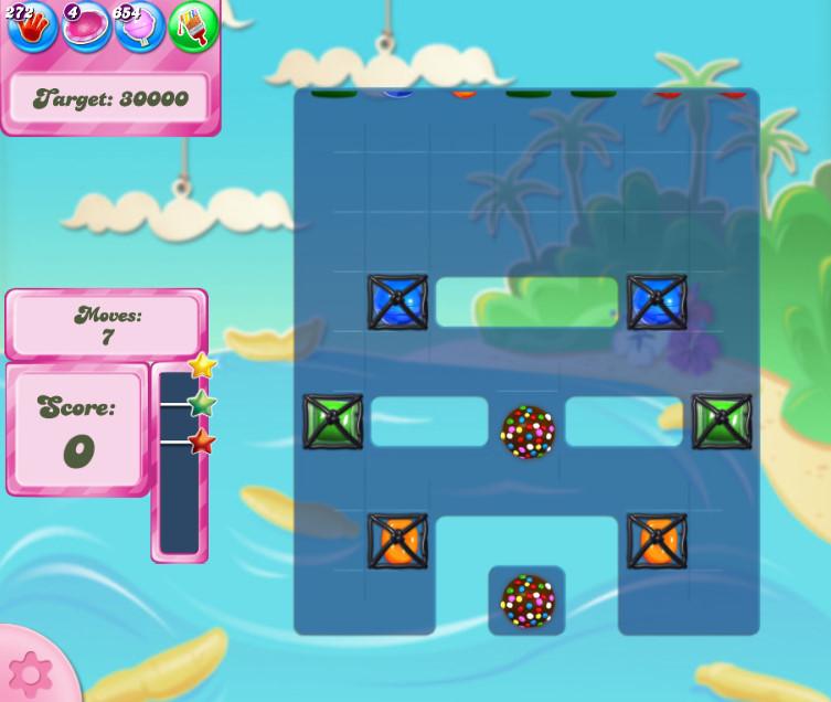 Candy Crush Saga level 2682