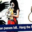Rajasthan Passes Bill For Death Penalty For Rape of Girls under 12 years of age
