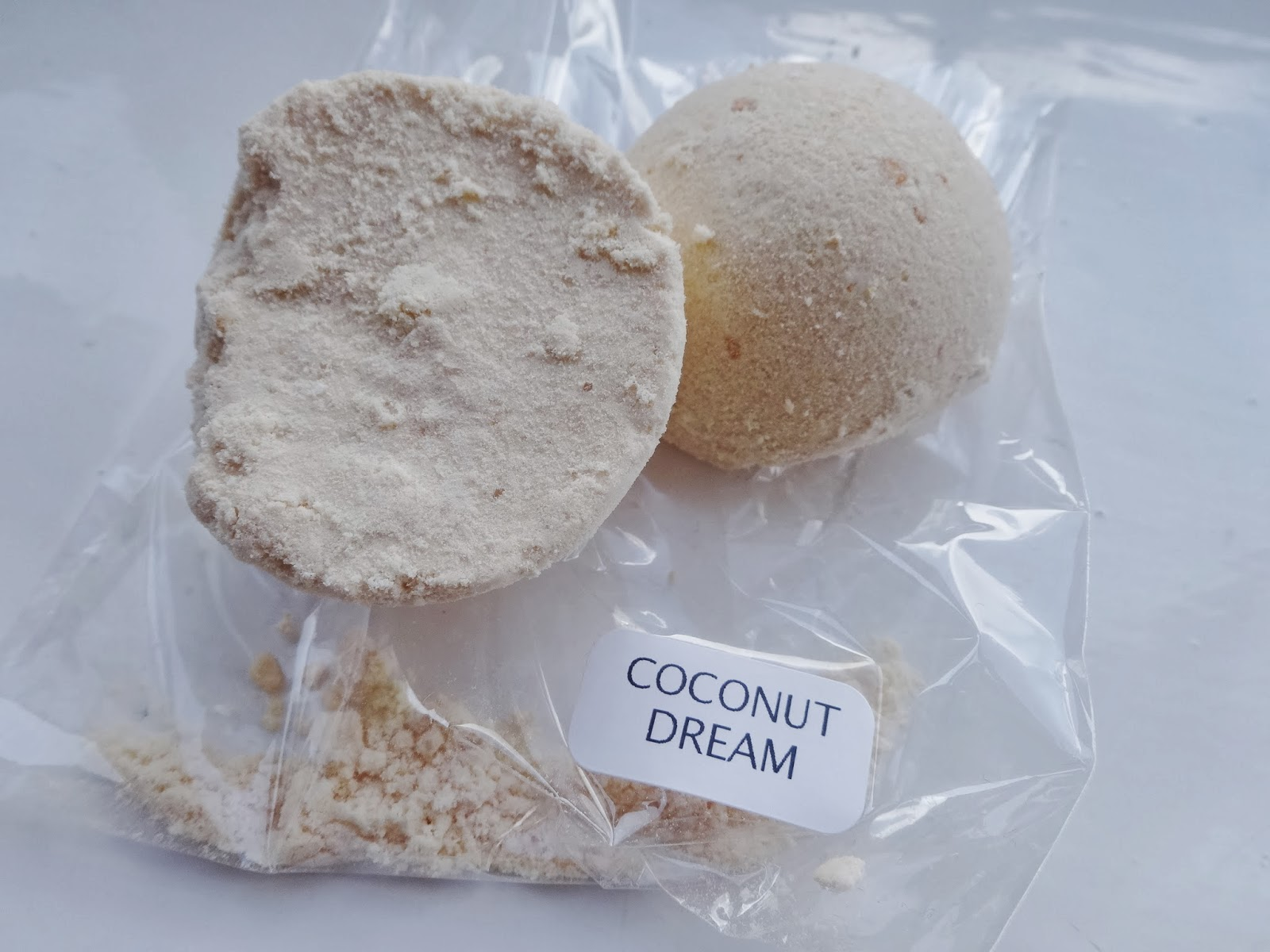 Bombs Away Cosmetics Coconut Dream