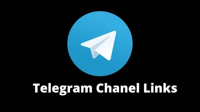 1000+ Telegram Channel Links