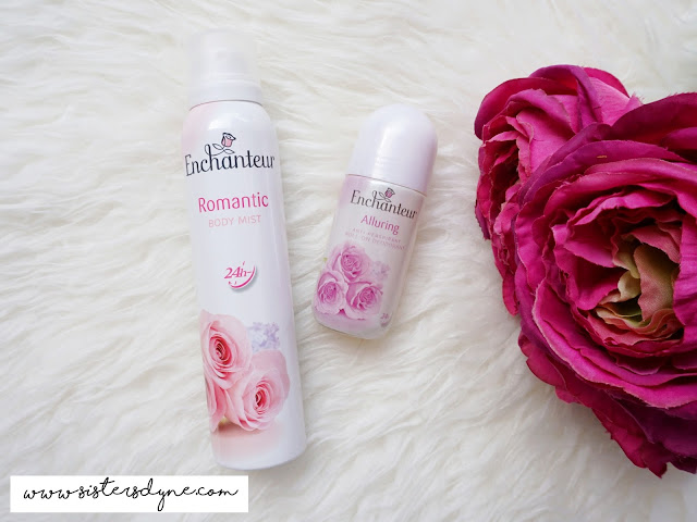 Enchanteur Deodorant