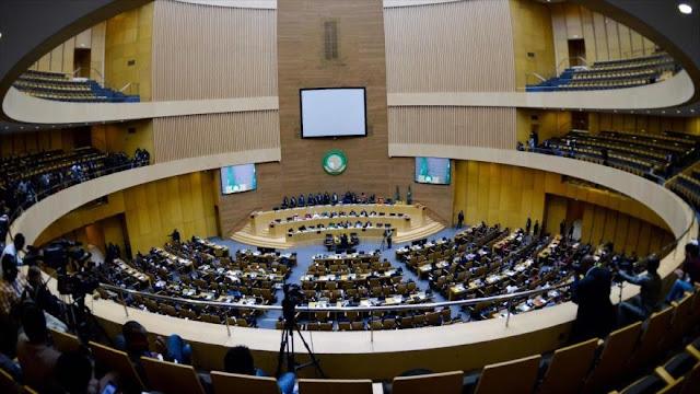 Unión Africana expresa su apoyo a Nicolás Maduro