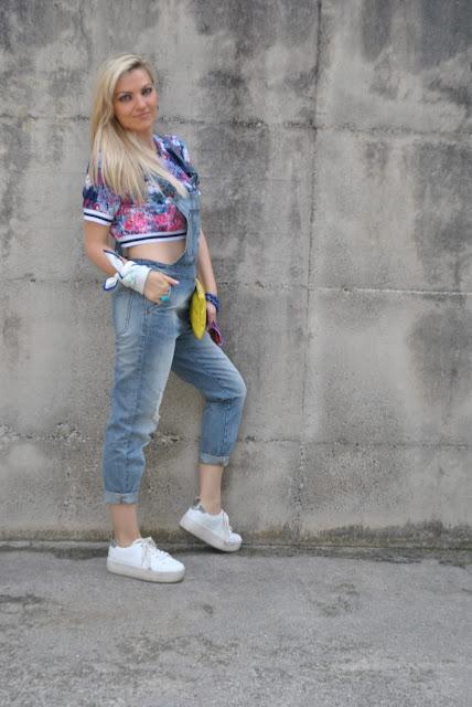 mariafelicia magno fashion blogger colorblock by felym fashion blog italiani fashion blogger italiane blogger italiane ragazze bionde outfit giugno 2016 influencer italiane