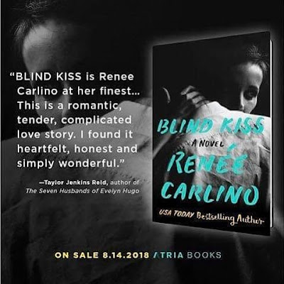 Image result for Blind Kiss by Renee Carlino