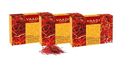 Saffron Skin Whitening Soap For Fair Skin