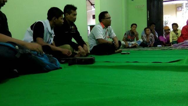 Bersama Bagus Qomaruzzaman anggota MPS PDM Jember