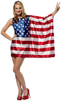 flag costume