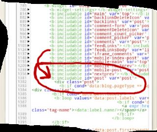 Cara Mencari kode Data:post.body HTML di Android