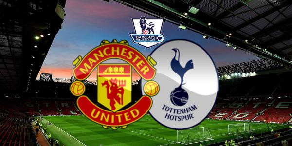 Siaran Langsung Manchester United vs Tottenham Hotspur di MNCTV