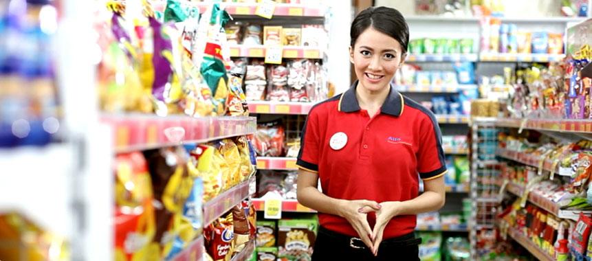 Fairetail Profil Perusahaan Alfamart