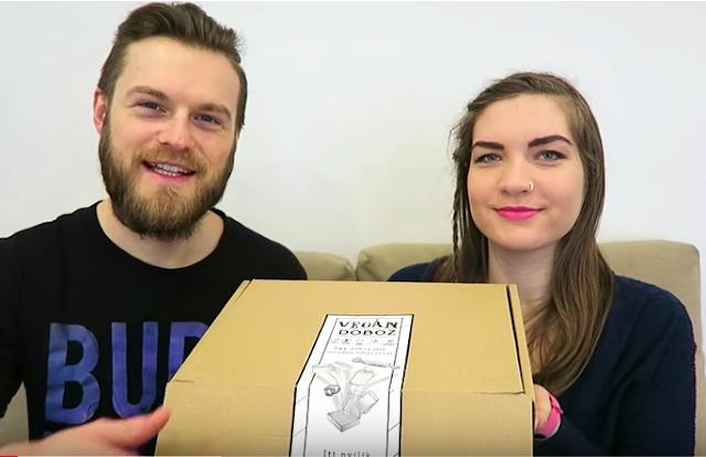 Vegan box review