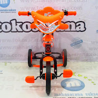 exotic et1255-7 bmx baby tricycle