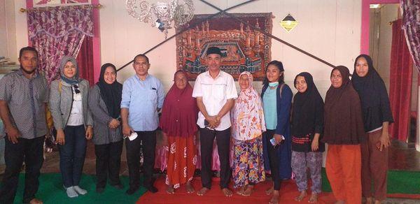 Djufri Muhamad Kunjungi Jejak Sejarah Kesultanan Jailolo dan Banau di Kota Ambon.lelemuku.com.jpg