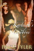Karleigh's Cowboys - Top Ten Bestseller at Amazon!