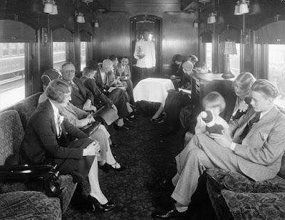 Canadian Pacific Railway, Lounge 1920s