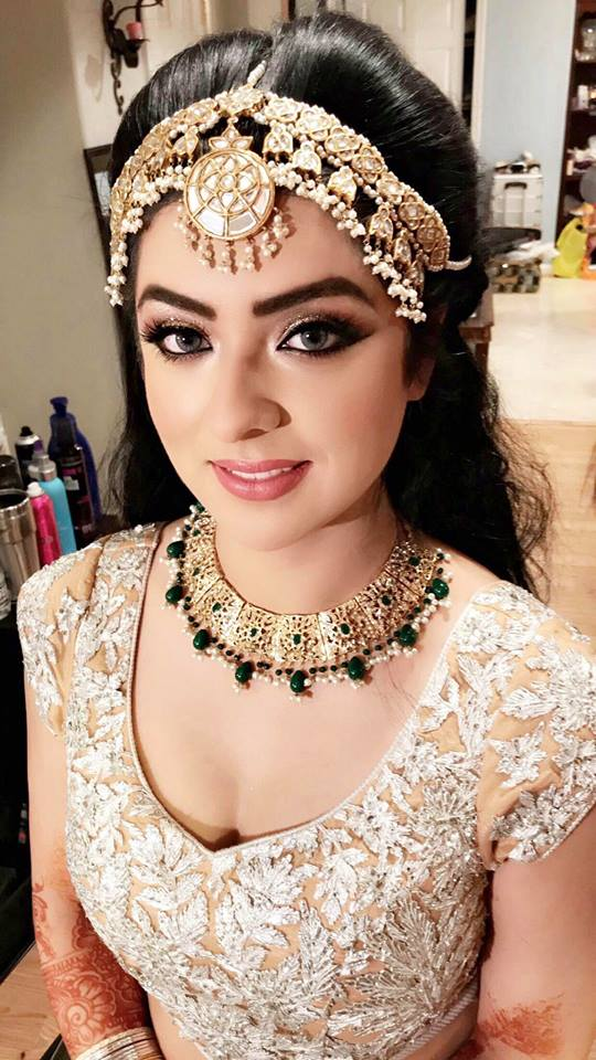 Pakistani Bridal Makeup in DMV DC Virginia MD VA Maryland · Wedding Venues in Charlotte NC