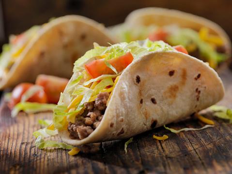 Easy Ground Beef Taco