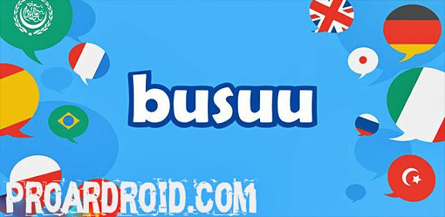 تطبيق busuu - Easy Language Learning v16.2.0.26 لتعلم اللغات كامل للأندرويد logo