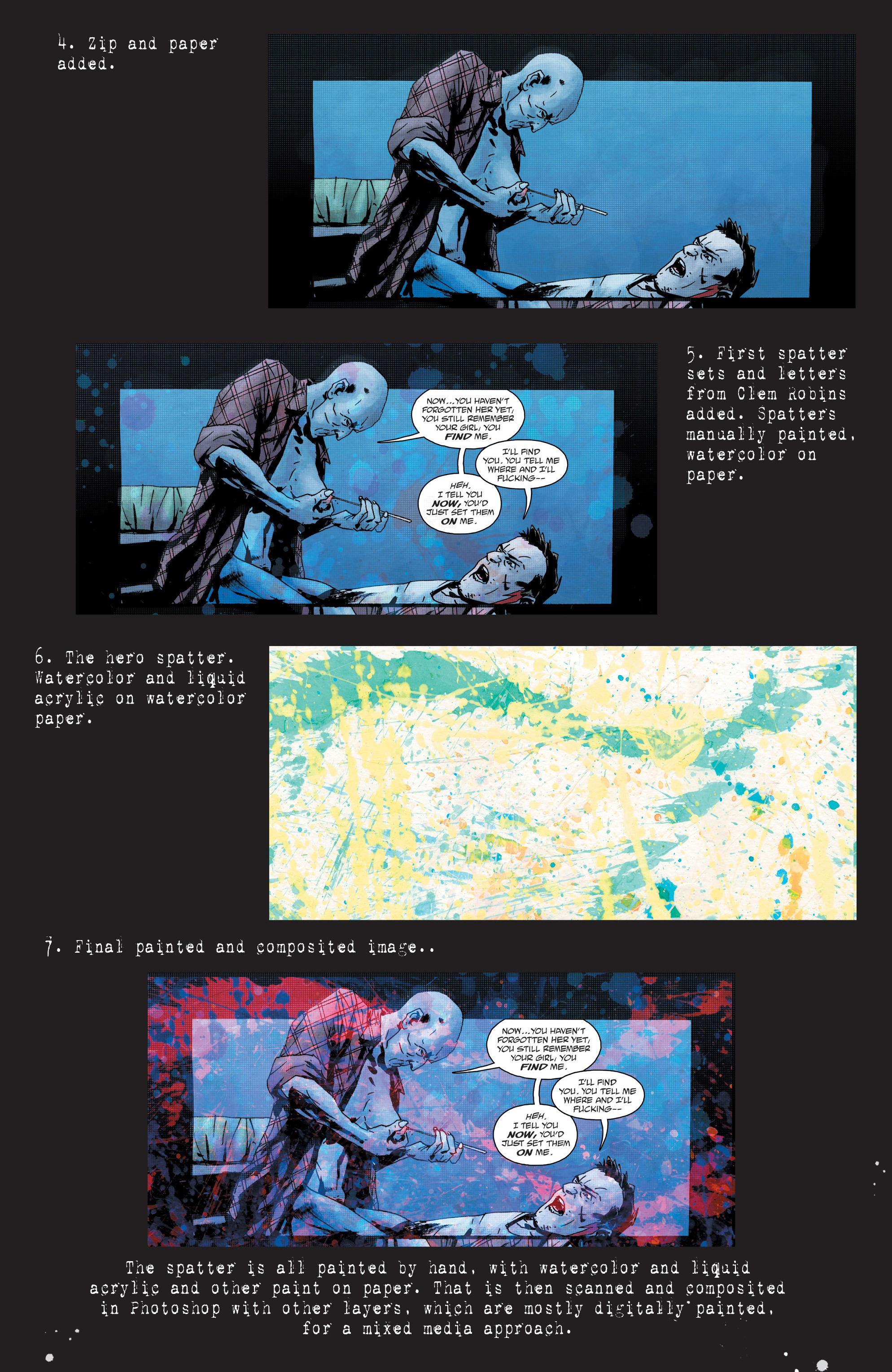 Read online Wytches comic -  Issue #3 - 29