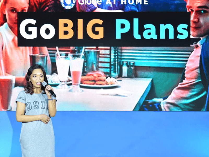 Globe Big Data Home
