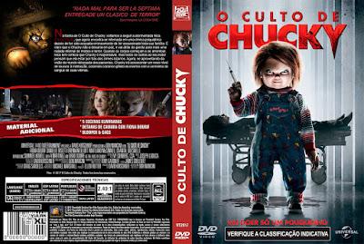 Filme O Culto de Chucky (Cult of Chucky) DVD Capa
