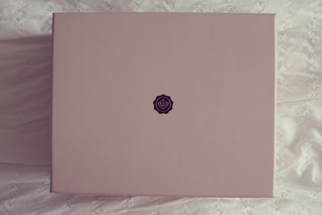 Glossybox, Anniversary Edition pink packaging