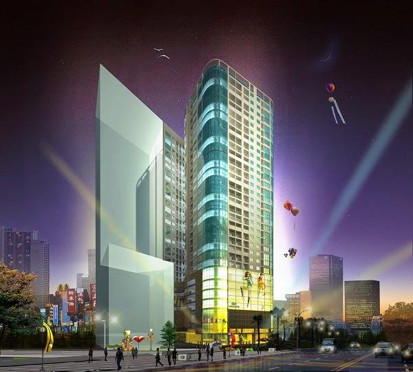 Tổng quan chung cư Manhattan Tower 21 Lê Văn Lương tại Hà Nội