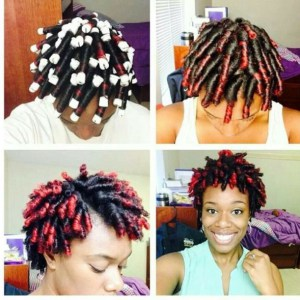 Styling With Perm Rods Naturalfinegeh