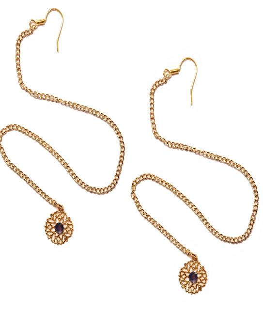 Chipina chain earrings