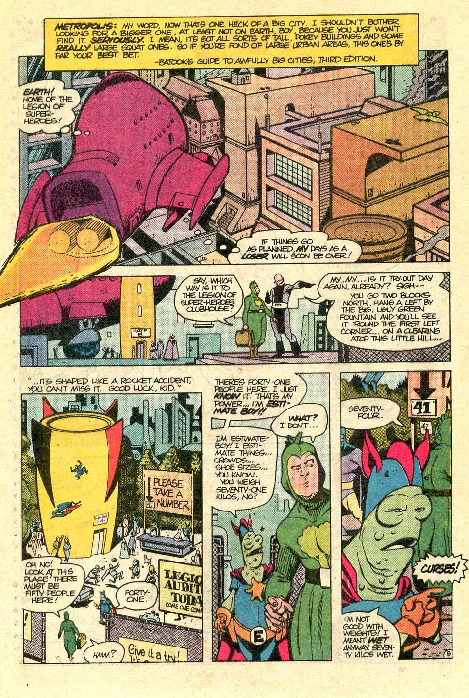 Read online Secret Origins (1986) comic -  Issue #37 - 6