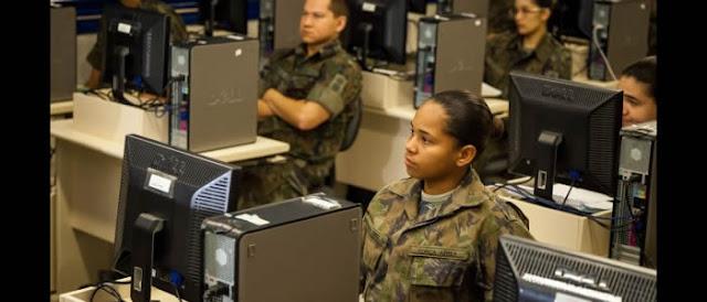 Aeronáutica abre 25 vagas para formação de sargentos na área de Sistemas de Informação.
