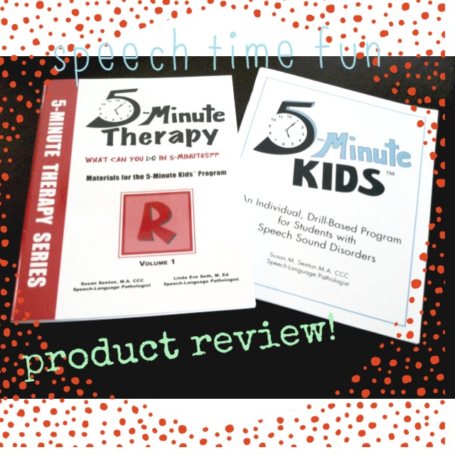 5-Minute Kids Therapy Program!! ((Product Review