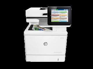 Download HP LaserJet MFP M577dnm drivers