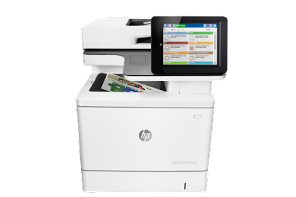 Download HP LaserJet MFP M577dnm Drivers