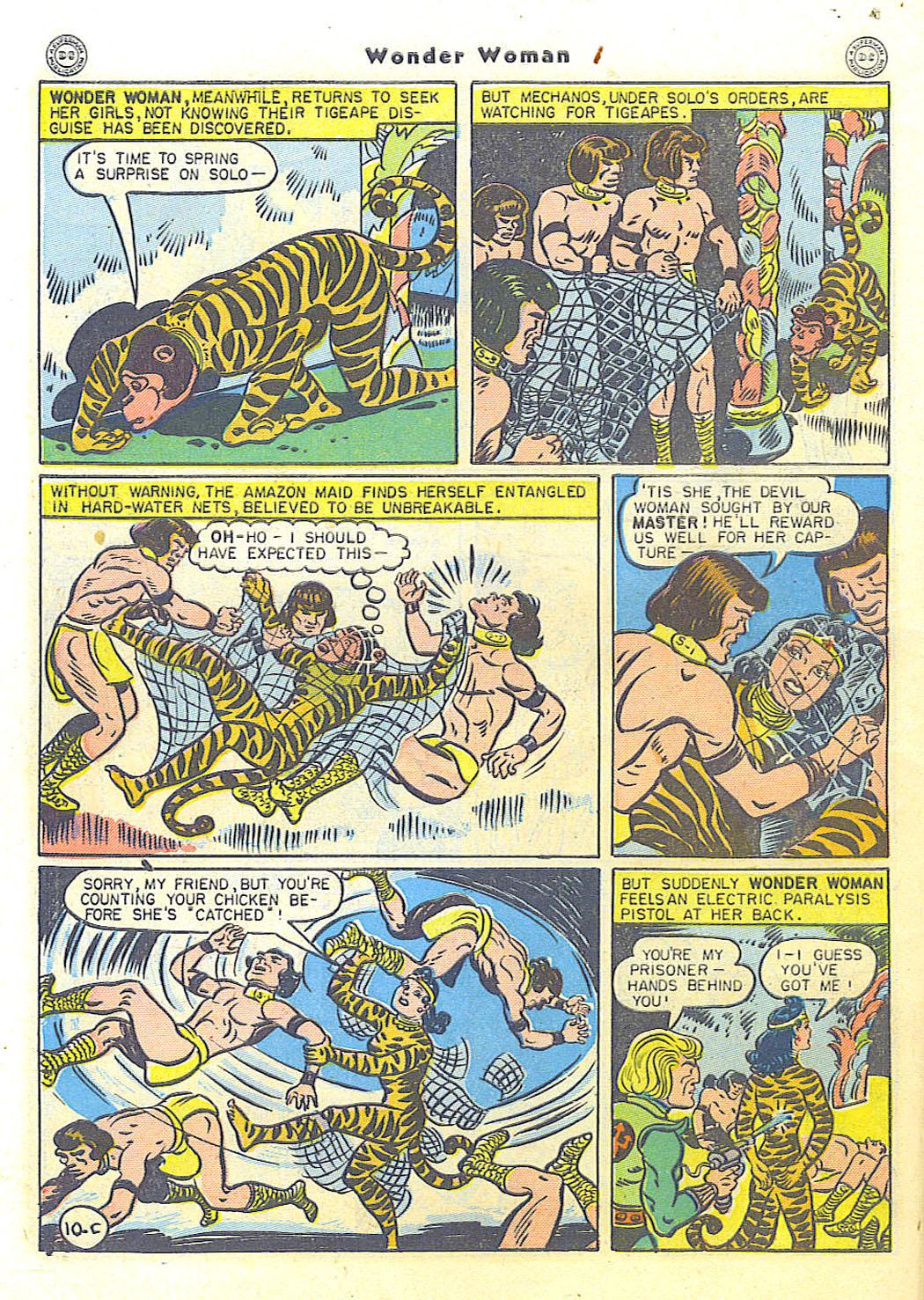 Read online Wonder Woman (1942) comic -  Issue #15 - 44