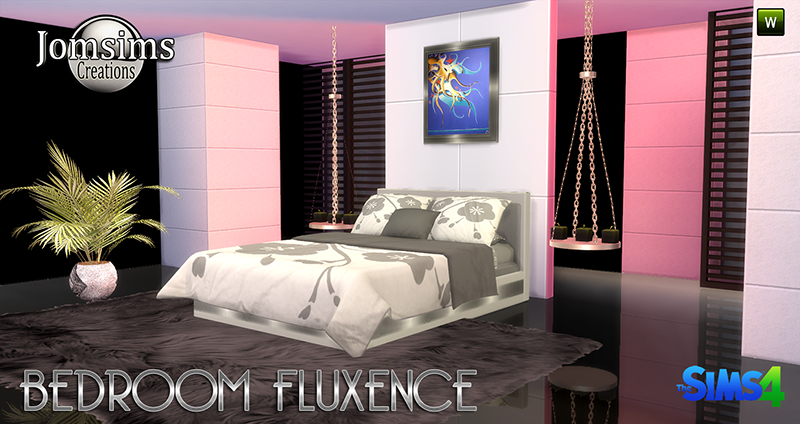 d32f5056833f Fluxence Bedroom Set by JomSims