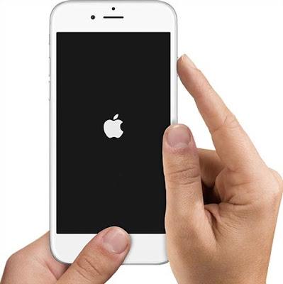 cek iPhone asli dengan mengambil screenshot iPhone