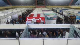 Banyuwangi job fair 2016.