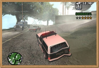 GTA San Andreas Gameplay Screenshots