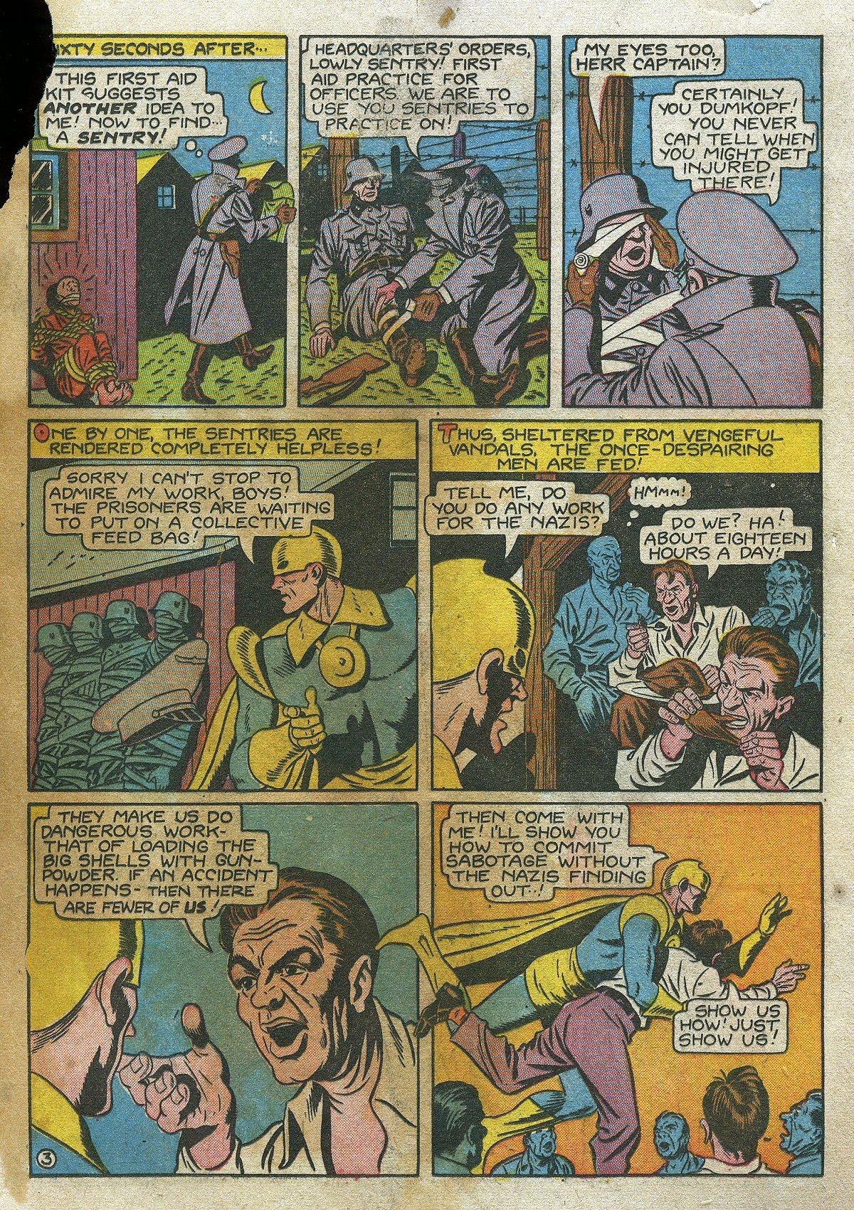 Read online All-Star Comics comic -  Issue #14 - 28