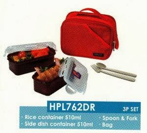 Lunch Box Plastik