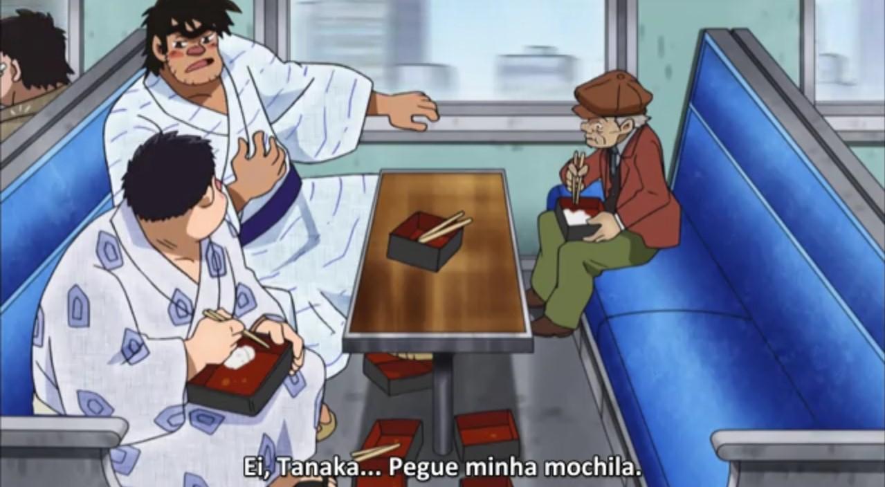 Abarenbou Kishi!! Matsutarou: Episódio 16 – O Trem Do Sumô