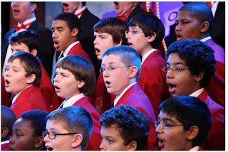 New Jersey Stage: The Philadelphia Boys Choir To Perform In Ocean Grove [ Plainchant for America  (William Grant Still) 8 PM Saturday, July 22]