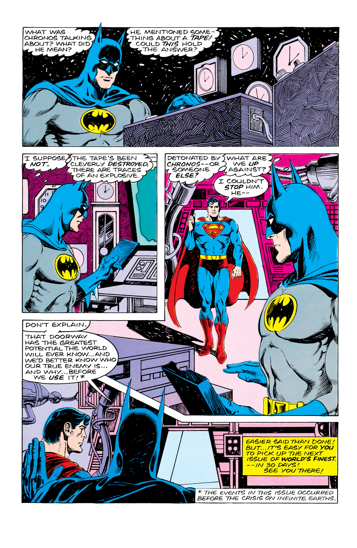 Read online World's Finest Comics comic -  Issue #321 - 23
