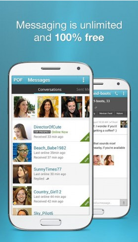 POF Free Dating App v3 82 Patched APK [Latest]